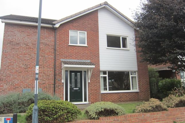Thumbnail Detached house to rent in Catterick Drive, Mickleover