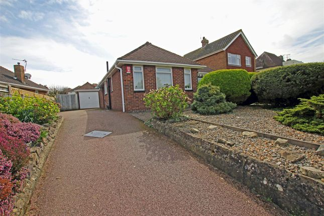 Thumbnail Detached bungalow for sale in Huggetts Lane, Willingdon, Eastbourne