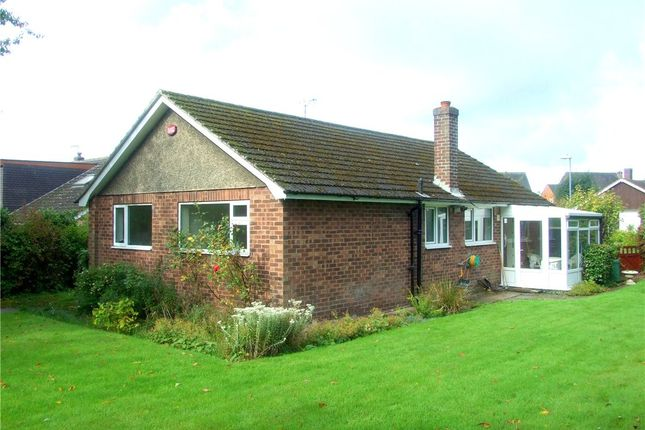 Thumbnail Detached bungalow for sale in Rydal Close, Allestree, Derby