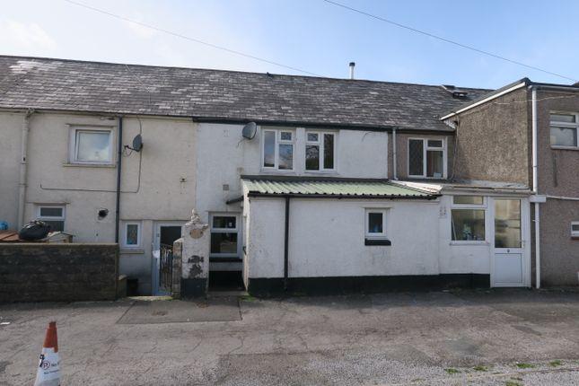 Terraced house for sale in Charles Row, Maesteg