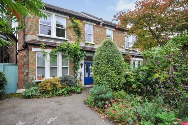 Thumbnail Semi-detached house for sale in Lennard Road, Beckenham, Kent, England