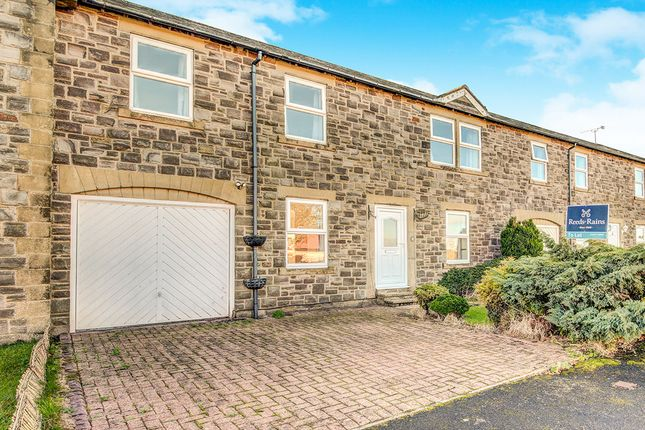Thumbnail Terraced house to rent in Reivers Gate, Longhorsley, Morpeth