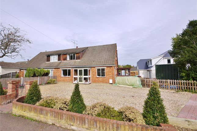 Thumbnail Semi-detached house for sale in Pear Trees, Ingrave, Brentwood, Essex