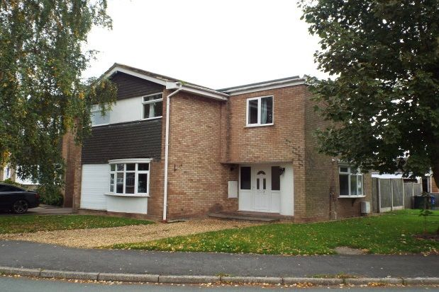 Thumbnail Detached house to rent in Hollys Road, Yoxall, Burton-On-Trent