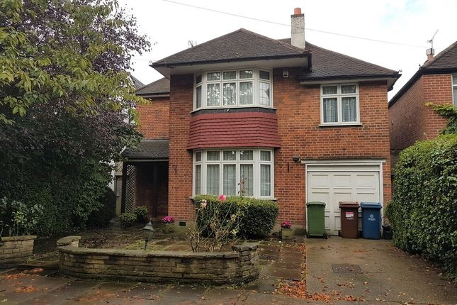 Thumbnail Detached house to rent in London Road, Stanmore