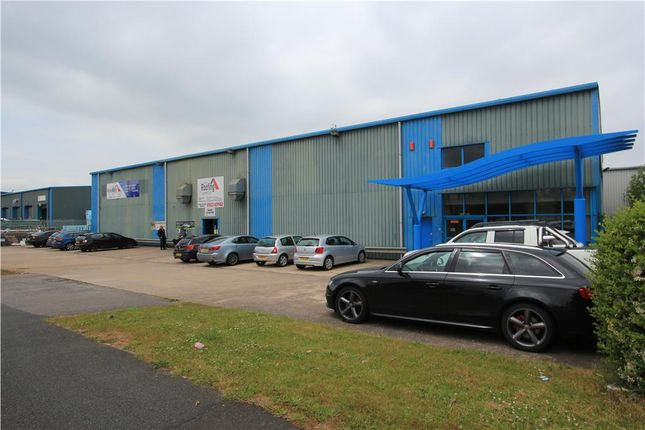 Thumbnail Light industrial to let in Unit 3, Concorde Way, Millennium Business Park, Mansfield, Nottinghamshire