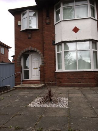 Thumbnail Semi-detached house to rent in Chaplin Road, Stoke On Trent