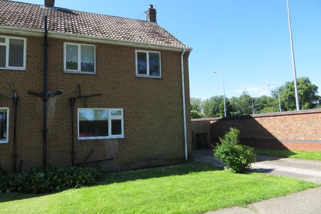 Thumbnail Semi-detached house to rent in Victoria Road, Beverley