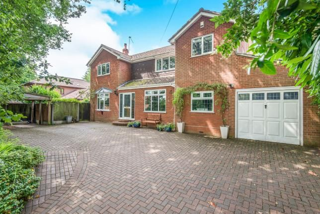 Thumbnail Detached house for sale in Norwich, Norfolk, Norwich