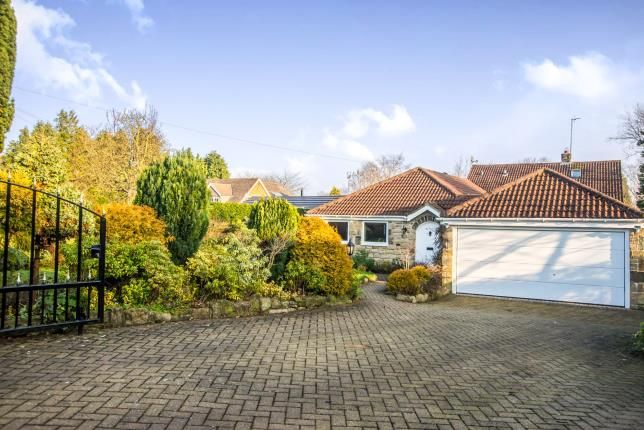 Thumbnail Detached house for sale in Western Way, Darras Hall, Ponteland, Northumberland