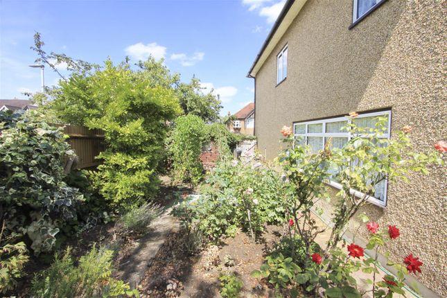 Garden of Torcross Road, Ruislip HA4