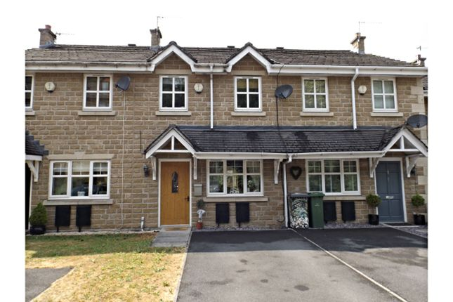 Thumbnail Terraced house for sale in Tame Valley Close, Mossley