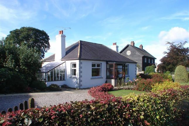 Thumbnail Detached bungalow for sale in Lennox Crescent, Fochabers