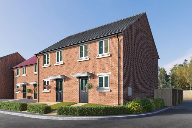 "Thumbnail Semi-detached house for sale in ""The Hammerton"" at St. Thomas's Way, Green Hammerton, York"