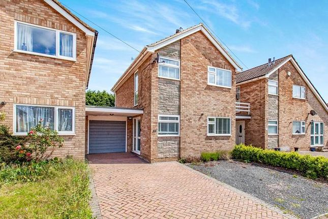 Thumbnail Detached house for sale in Burroughs Crescent, Bourne End