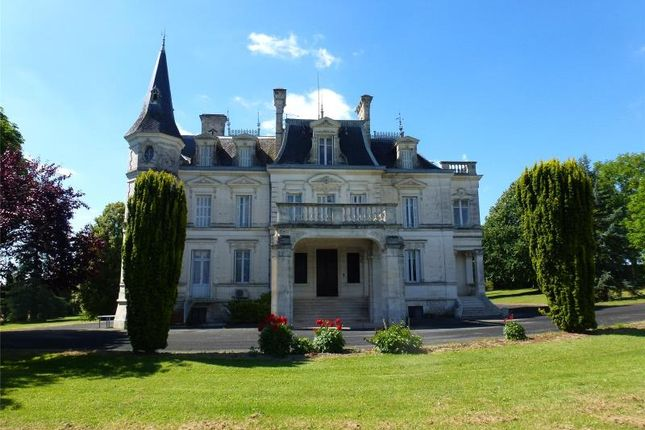 Thumbnail Detached house for sale in 1880's Chateau Near Golf Course, Angouleme, Charente