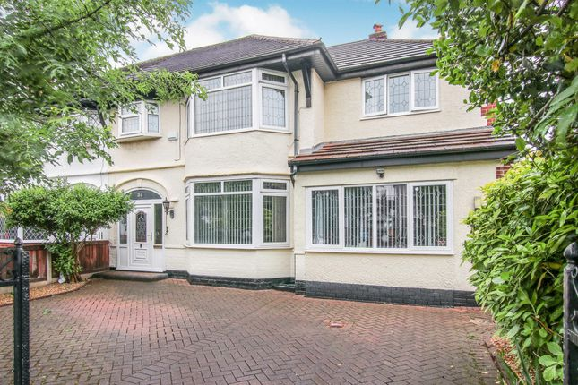 Thumbnail Semi-detached house for sale in Shrewsbury Drive, Upton, Wirral
