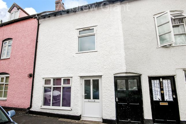 3 bed terraced house to rent in Lower Galdeford, Ludlow SY8