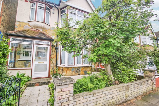 Thumbnail Terraced house to rent in Cowley Road, Ilford, Essex