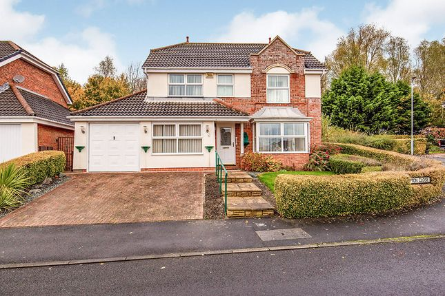 Photography of Kempton Close, Newton Aycliffe, Durham DL5