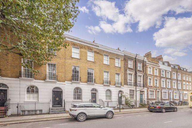 Thumbnail Terraced house to rent in Swinton Street, London