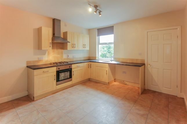 Thumbnail Terraced house to rent in St. Albans Road, Arnold, Nottingham