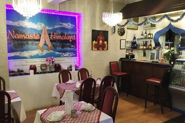 Thumbnail Restaurant/cafe for sale in 8 High Street, Exmouth