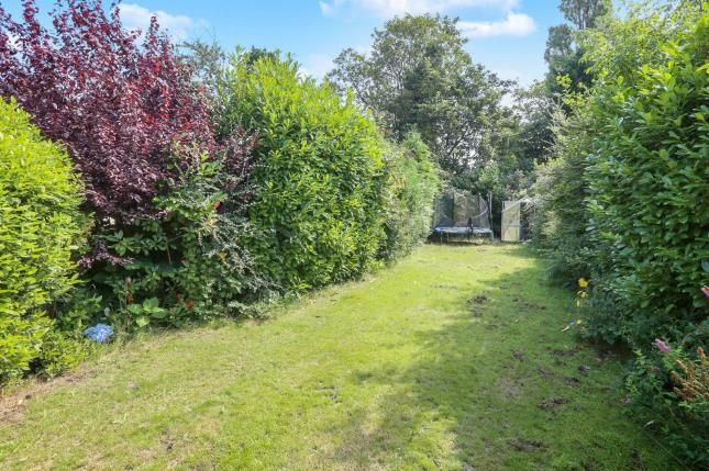 Garden of Fancourt Avenue, Penn, Wolverhampton, West Midlands WV4