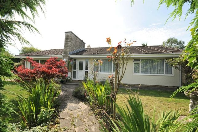 Thumbnail Detached bungalow for sale in Chequers Close, Oldland Common, Bristol