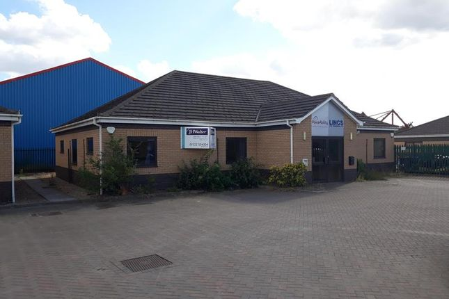 Thumbnail Office for sale in Unit 4, Saxilby Enterprise Park, Saxilby, Lincoln, Lincolnshire