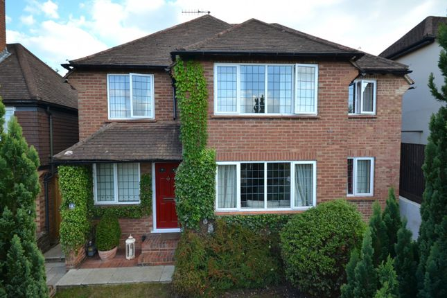 Thumbnail Detached house for sale in High View Road, Onslow Village, Guildford