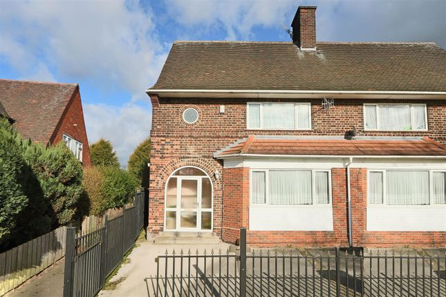 Thumbnail Semi-detached house for sale in Tollerton Green, Highbury Vale, Nottingham