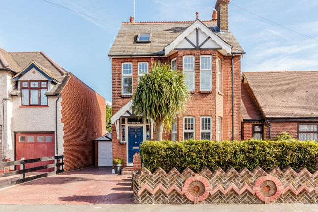 Thumbnail Detached house for sale in Arnold Road, Gravesend, Kent