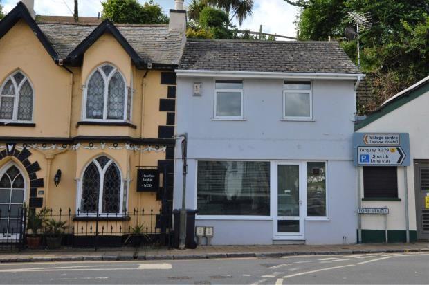 Exterior of Fore Street, Shaldon, Devon TQ14