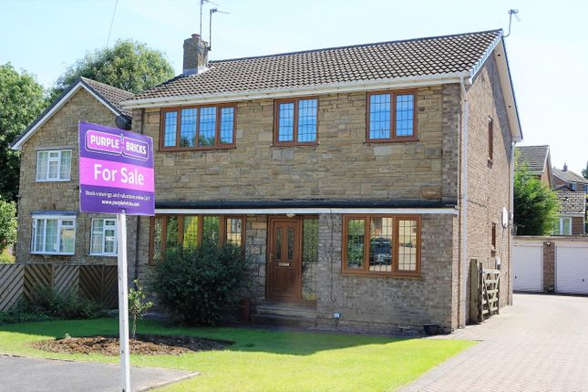 Thumbnail Detached house for sale in Rein Court, Aberford