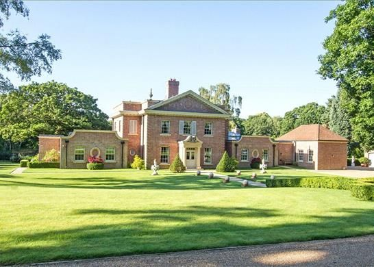 Thumbnail Detached house for sale in Upper Durford Wood, Petersfield, West Sussex