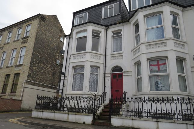 Thumbnail End terrace house for sale in Paget Road, Great Yarmouth