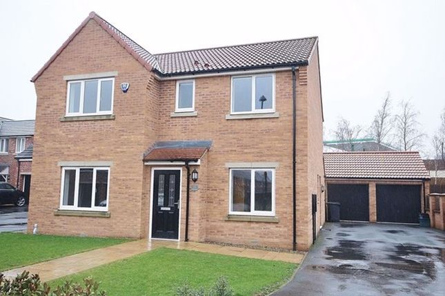 4 bed detached house to rent in Field View, South Milford, Leeds LS25