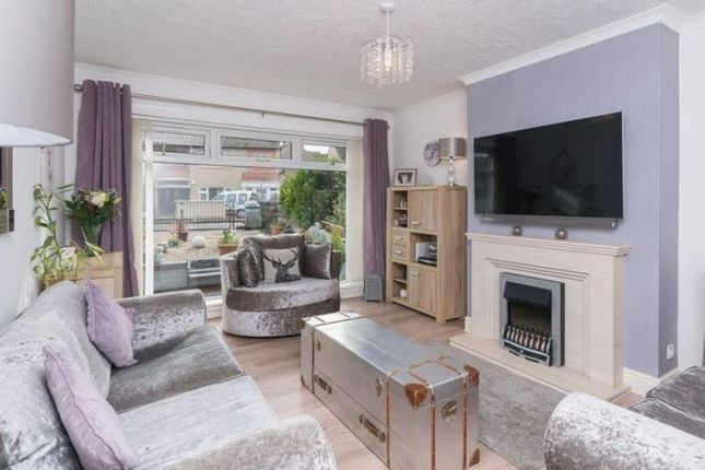 Thumbnail End terrace house to rent in Redhall Crescent, Edinburgh