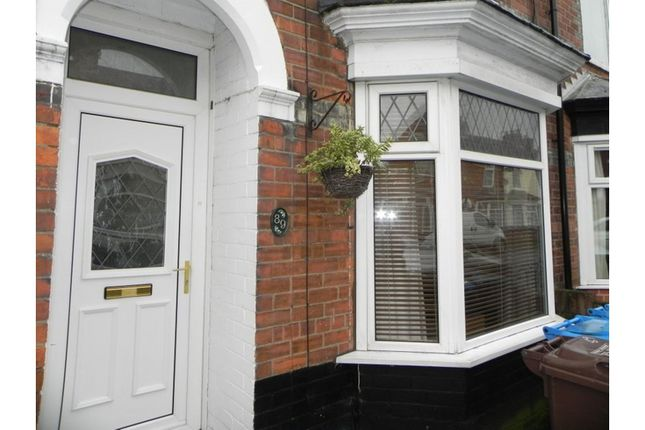 Front View of Thoresby Street, Hull HU5