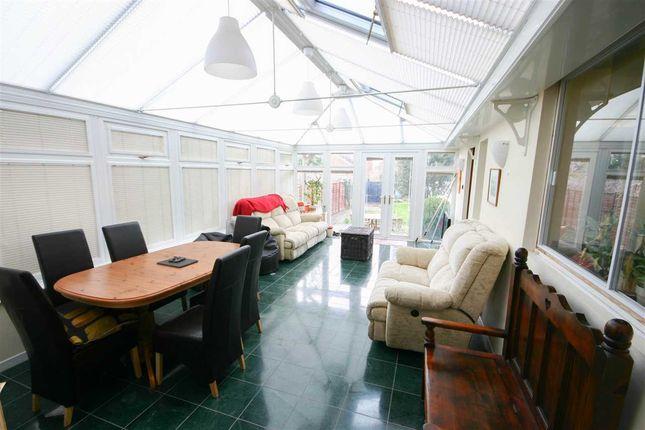 Conservatory of Bullar Road, Southampton SO18