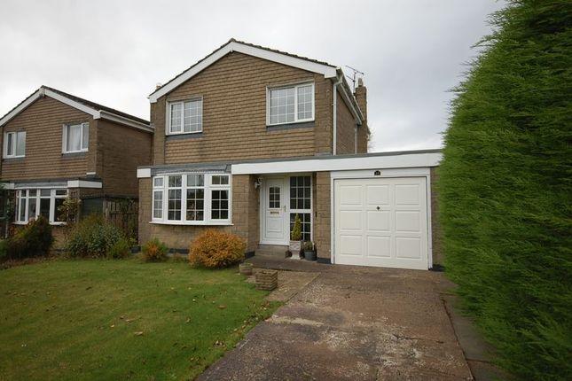 3 bed detached house for sale in Longframlington, Morpeth