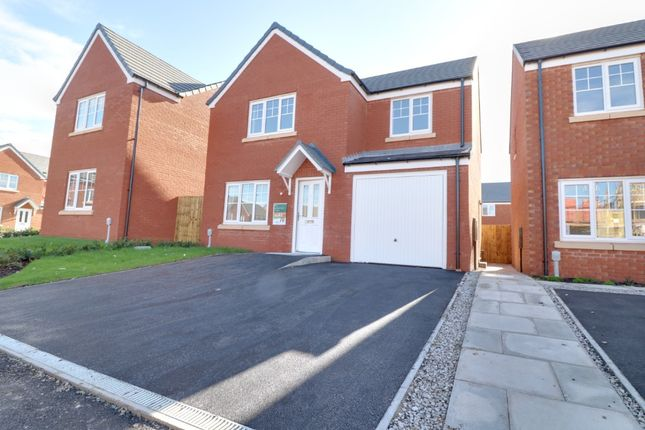 Thumbnail Detached house to rent in Heather Way, Sandbach