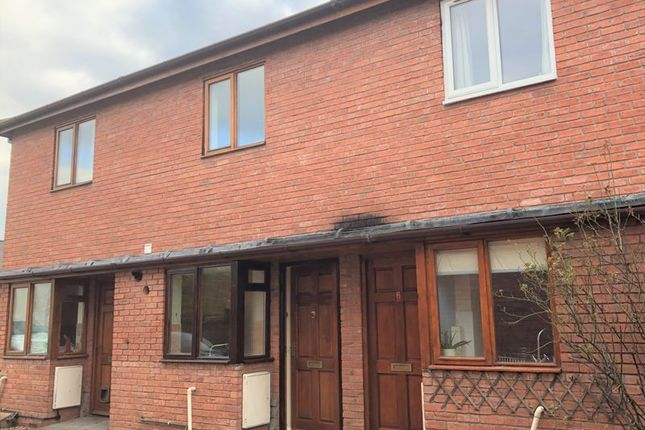 Thumbnail Property to rent in Foxglove Court, Clive Street, Hereford