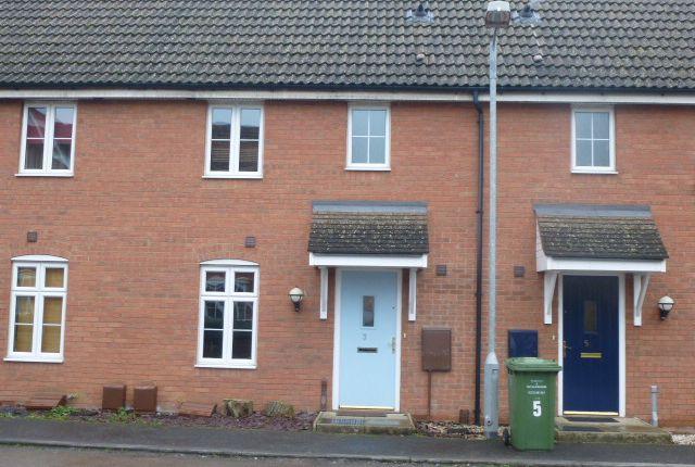 Thumbnail Terraced house to rent in Mellisham Walk, King's Lynn