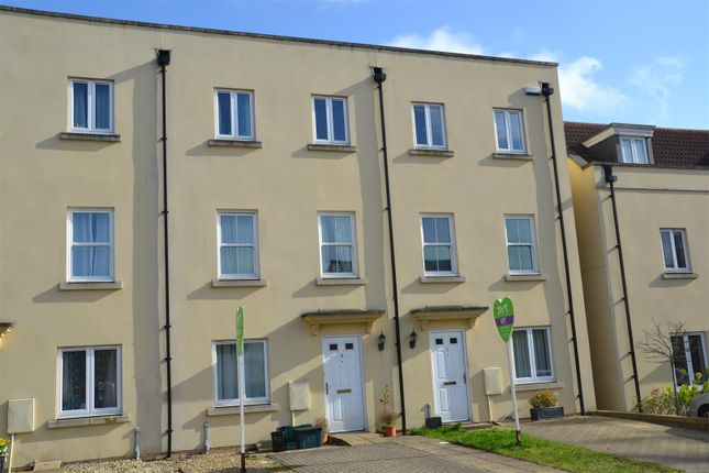 Thumbnail Town house to rent in Middlewood Close, Odd Down, Bath