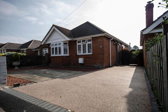 Thumbnail Detached bungalow for sale in North East Road, Southampton