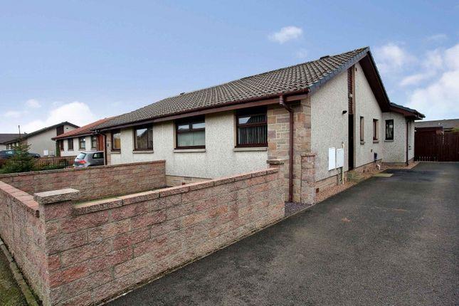 Thumbnail Semi-detached bungalow for sale in Easter Drive, Portlethen, Aberdeenshire