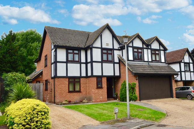 Thumbnail Detached house for sale in Ford End, Denham