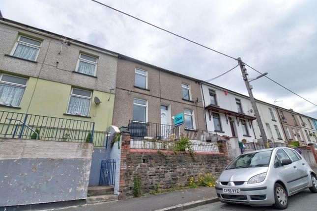 Thumbnail Terraced house for sale in Bryntawel Terrace, Tonypandy